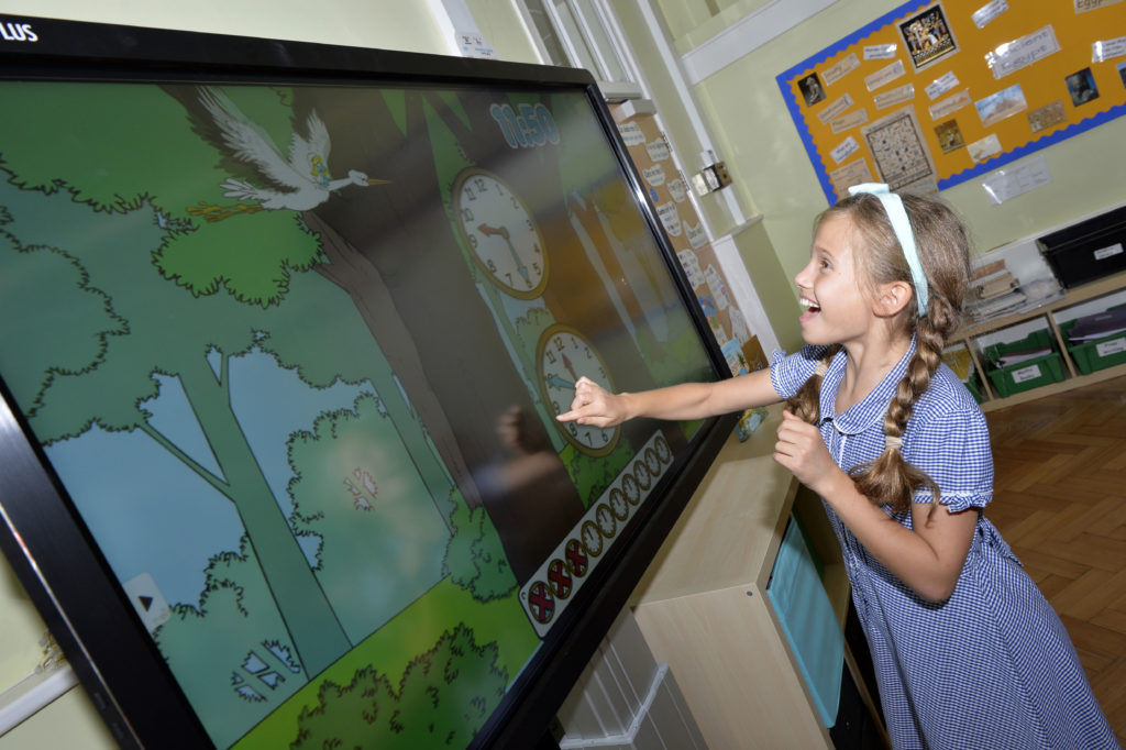Audiovisual solutions in schools
